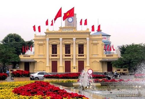 Nhà hát thành phố Hải Phòng được xếp hạng Di tích quốc gia