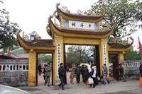 Di tích đền Trạng trình Nguyễn Bỉnh Khiêm mang đậm giá trị văn hóa, lịch sử