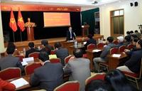 Bí thư Quận ủy Hồng Bàng đối thoại với hơn 200 người dân