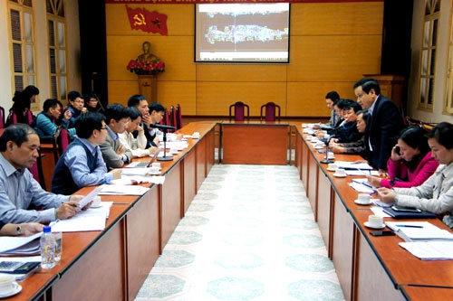 Thẩm tra chủ trương đầu tư dự án xây trục đường Hồ Sen-Cầu Rào 2