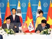Hiệp định thương mại tự do Việt Nam – Hàn Quốc chính thức có hiệu lực từ ngày 20 12