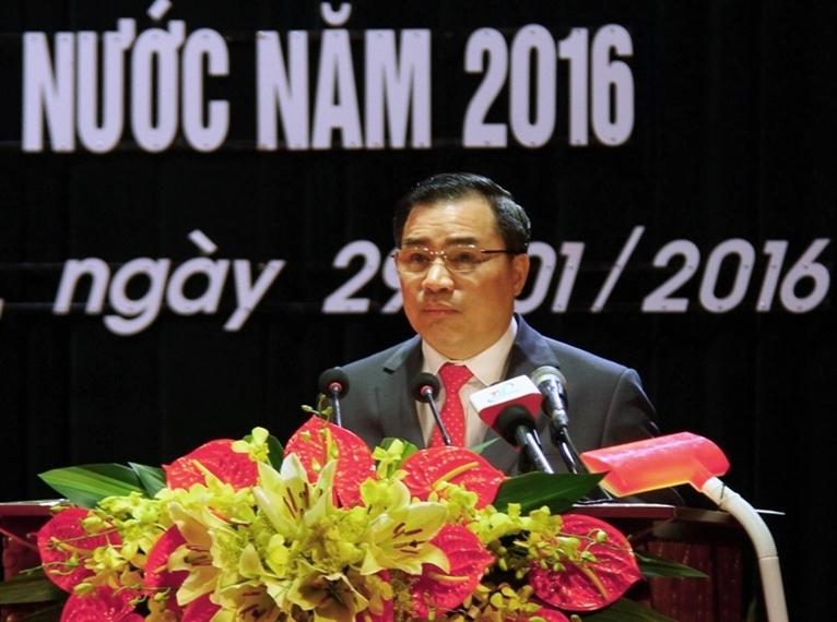 Thái Nguyên Kỷ niệm 86 năm Ngày thành lập Đảng và phát động phong trào thi đua 2016