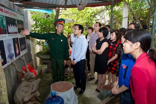 Hội Cựu chiến binh Thủ đô tích cực tham gia xây dựng, bảo vệ Đảng, chính quyền