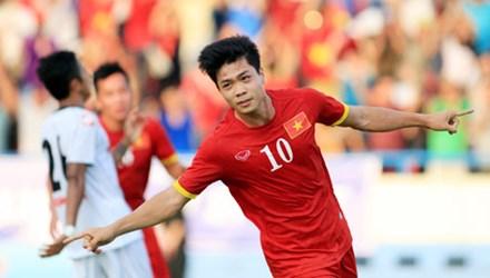 Công Phượng được Bầu Chọn Là Cầu Thủ Tiêu Biểu Tại Vòng Chung Kết U23 Châu á