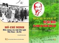Phát hành 2 cuốn sách về Chủ tịch Hồ Chí Minh