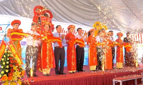 Quảng Nam Khánh thành và đưa vào sử dụng Nhà máy đóng tàu vỏ thép đầu tiên
