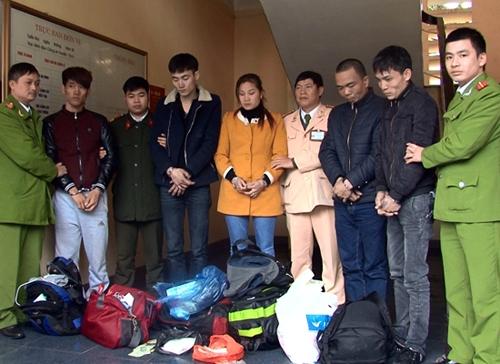 Phạm pháp hình sự trên địa bàn tỉnh Quảng Ninh giảm 23