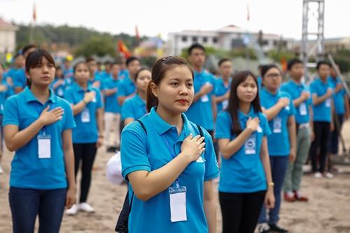 Sinh viên với biển, đảo Tổ quốc