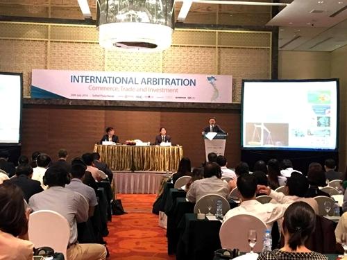 Doanh nghiệp cần tận dụng giải quyết tranh chấp bằng trọng tài thương mại quốc tế