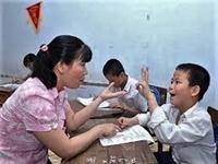 Chính thức có chức danh nghề nghiệp nhân viên hỗ trợ giáo dục người khuyết tật