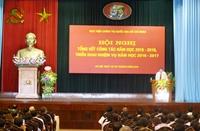 Học viện Chính trị quốc gia Hồ Chí Minh Phát động phong trào thi đua yêu nước năm học 2016 - 2017