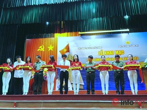 Triển lãm tư liệu, hiện vật Hoàng Sa, Trường Sa của Việt Nam - Những bằng chứng lịch sử và pháp lý