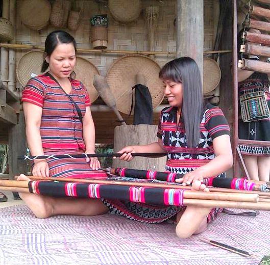 Độc đáo nghề dệt zèng trong đồng bào dân tộc thiểu số A Lưới