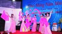Gặp mặt cộng đồng quốc tế nhân dịp đón Xuân Đinh Dậu 2017