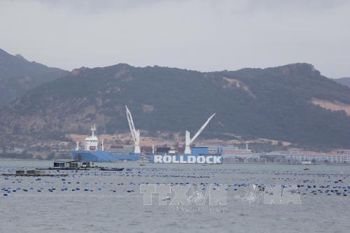 Chiếc tàu ngầm lớp Kilo cuối cùng về đến vịnh Cam Ranh an toàn