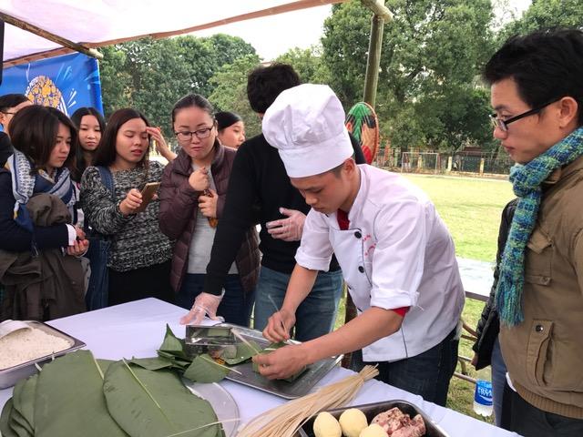 Tết Việt trong mắt du học sinh nước ngoài
