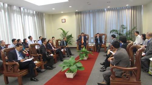TP Hồ Chí Minh Kiều bào góp phần quan trọng trong xây dựng và phát triển
