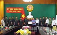 Thắt chặt tình đoàn kết hữu nghị giữa Việt Nam - Campuchia