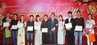 Đại sứ quán Việt Nam tại Philippines tổ chức Tết Cộng đồng đón Xuân Đinh Dậu