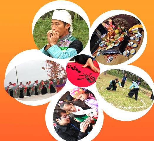 Vui xuân cùng sắc thái văn hóa Sơn La tại Bảo tàng Dân tộc học Việt Nam
