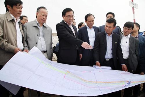 Bí thư Thành ủy Hà Nội Không được phép để ngập lụt như năm 2008
