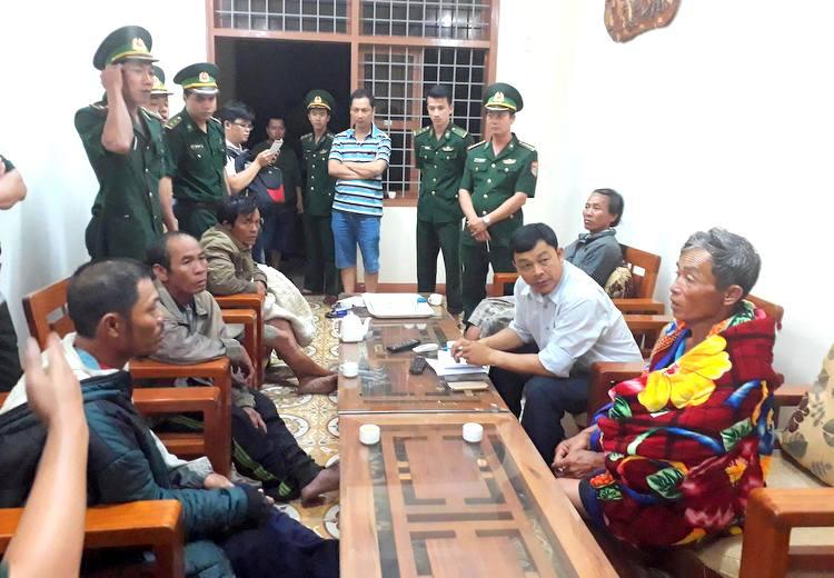 Đã xác định được tàu sắt đâm chìm tàu cá trên biển Đà Nẵng