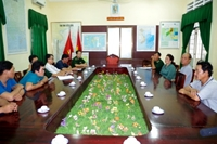 Vietsovpetro cứu 5 ngư dân gặp nạn trên biển Vũng Tàu
