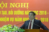 Học viện Chính trị quốc gia Hồ Chí Minh chú trọng, gương mẫu chăm lo công tác xây dựng Đảng