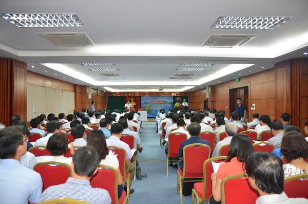 Hội thảo xác định ranh giới quản lý hành chính trên biển, đảo