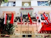 TED SAIGON Ngôi trường ươm mầm tài năng nghệ thuật tỏa sáng