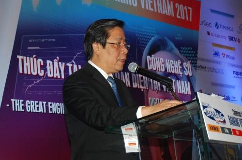 Khởi động Chương trình Thử thách sáng tạo cùng công nghệ tài chính Việt Nam