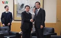 Đoàn đại biểu Đảng Cộng sản Việt Nam thăm, làm việc tại Nhật Bản