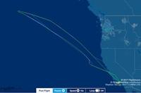 Phi cơ Nhật Bản lãng phí 8 giờ bay vì hành khách lạ