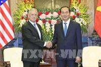 Hoa Kỳ coi trọng quan hệ Đối tác toàn diện với Việt Nam