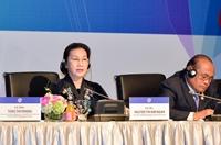 Họp báo về kết quả Hội nghị thường niên lần thứ 26 Diễn đàn Nghị viện châu Á –Thái Bình Dương