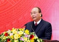 Thủ tướng Nguyễn Xuân Phúc dự và chỉ đạo Hội nghị tổng kết công tác Dân vận toàn quốc 2017