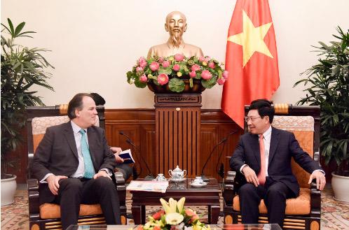 Hợp tác kinh tế tiếp tục là trụ cột quan trọng của quan hệ Đối tác Chiến lược Việt Nam - Anh