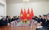 Thủ tướng Nguyễn Xuân Phúc gặp song phương với Thủ tướng Trung Quốc và Thủ tướng Thái Lan