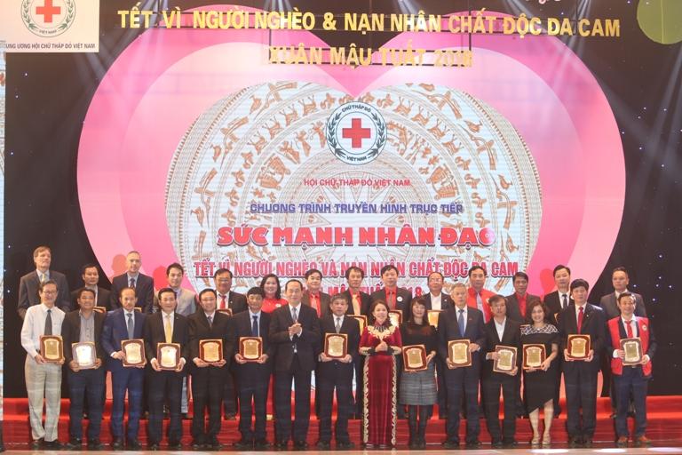 Chủ tịch nước dự chương trình nghệ thuật Sức mạnh nhân đạo