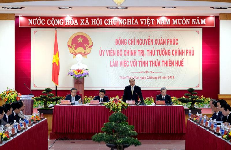 Thừa Thiên Huế cần có quy hoạch tốt và quản lý tốt quy hoạch