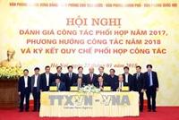 Thủ tướng Nguyễn Xuân Phúc 4 Văn phòng Trung ương tiếp tục nâng cao năng lực, hiệu quả công tác tham mưu