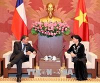 Chile mong muốn tăng cường hơn nữa quan hệ hợp tác với Việt Nam
