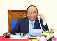 Thủ tướng Nguyễn Xuân Phúc điện thoại chúc mừng Đội tuyển U23 Việt Nam