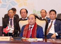 Thủ tướng Nguyễn Xuân Phúc dự Hội nghị Cấp cao kỷ niệm ASEAN - Ấn Độ