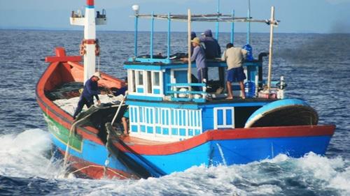 Ngư dân Quảng Nam vươn khơi bám biển đầu xuân