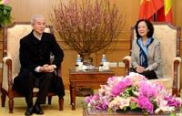 Ủy ban Đoàn kết Công giáo Việt Nam là cầu nối quan trọng