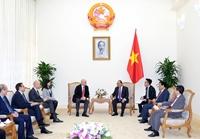 Việt Nam mong muốn FIFA tiếp tục hỗ trợ phát triển bóng đá chuyên nghiệp