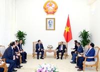Thủ tướng Nguyễn Xuân Phúc Quan tâm, hỗ trợ để Tập đoàn Hyosung đầu tư kinh doanh thành công tại Việt Nam