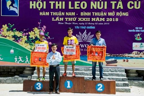 Hội thi leo núi Tà Cú, huyện Hàm Thuận Nam - Bình Thuận mở rộng