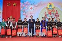 Chủ tịch nước thăm, chúc Tết công nhân, người lao động ngành Cao su Việt Nam